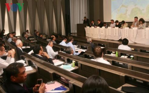 Celebran una conferencia internacional en Tokio sobre el Mar Oriental - ảnh 1