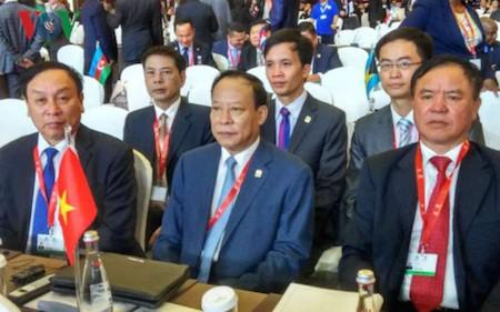 Vietnam participa en 86 reunión de la Asamblea General de Interpol - ảnh 1