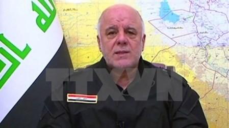 El primer ministro iraquí exige la anulación del referéndum sobre la independencia kurda - ảnh 1