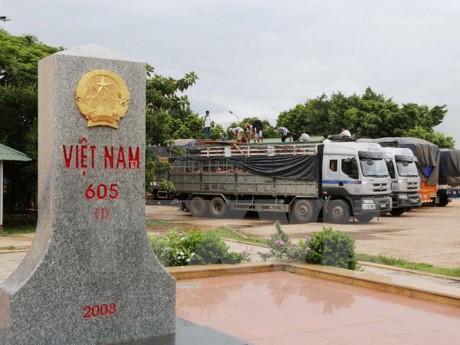 Construyen la frontera entre Vietnam y Laos a favor de la amistad, la cooperación y el desarrollo    - ảnh 1