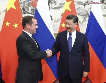 China y Rusia impulsan la cooperación bilateral  - ảnh 1