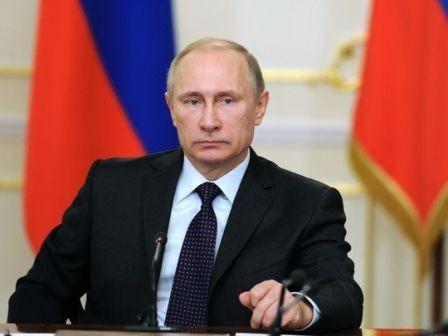 Presidente ruso destaca la influencia global de la Revolución de Octubre - ảnh 1