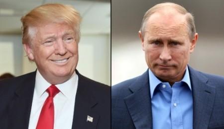 Putin y Trump podrían reunirse en Vietnam  - ảnh 1