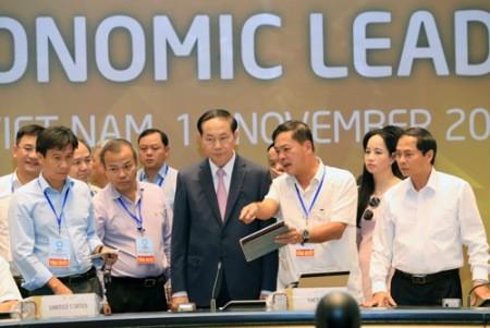 Los hitos importantes del desarrollo del APEC  - ảnh 1