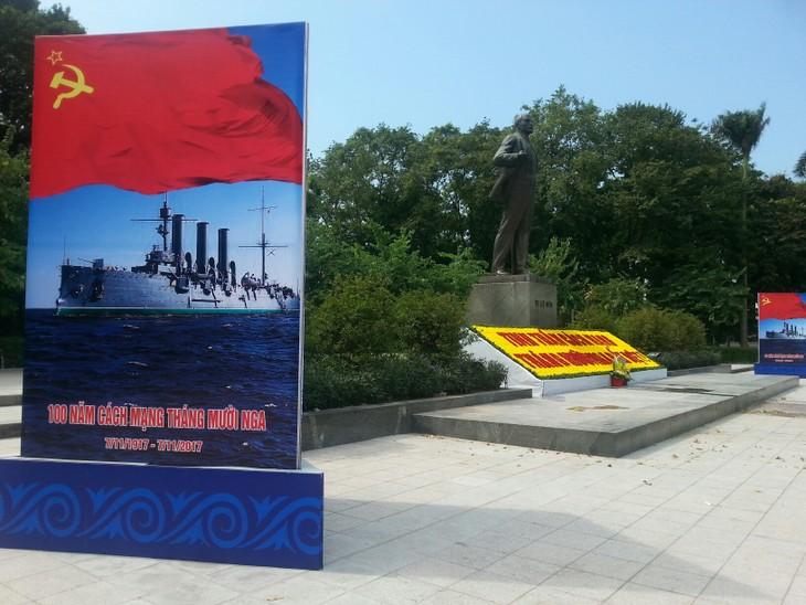 Lenin y la Revolución de Octubre inspiraron la lucha libertaria de Ho Chi Minh - ảnh 2