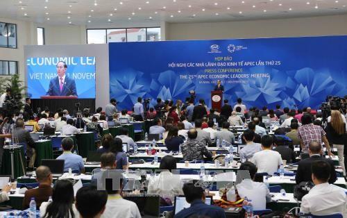 """Declaración de Da Nang: """"Crear un nuevo impulso, fomentar juntos un futuro común"""" - ảnh 1"""