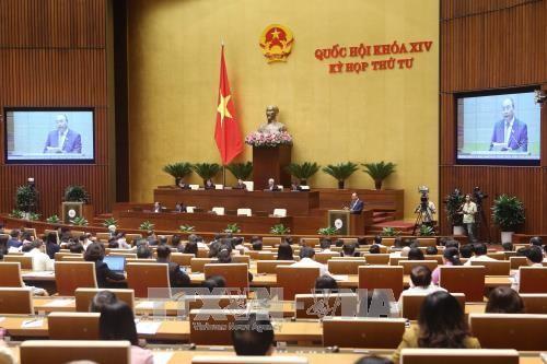 El electorado nacional aprecia la comparecencia del primer ministro Nguyen Xuan Phuc - ảnh 1
