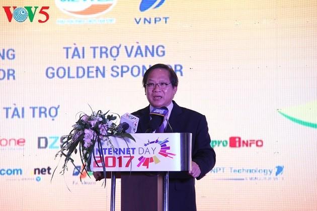 Reconocen los aportes y el desarrollo de Internet en Vietnam - ảnh 1