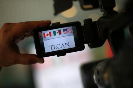 La quinta ronda de negociaciones del TLCAN concluye sin avances - ảnh 1