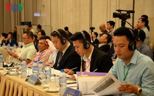 Finalizan en Ciudad Ho Chi Minh los debates sobre el Mar del Este - ảnh 1