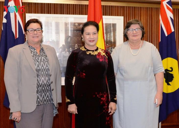 El estado de Australia Occidental interesado en promover la cooperación con Vietnam - ảnh 1