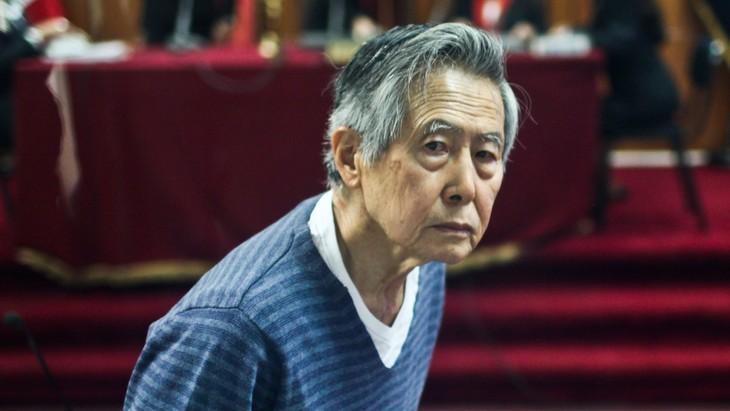 Perú concede indulto humanitario a expresidente Alberto Fujimori - ảnh 1