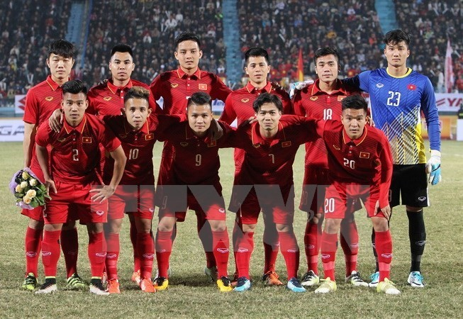 Confederación Asiática de Fútbol alaba capacidad de la selección sub-23 de Vietnam - ảnh 1