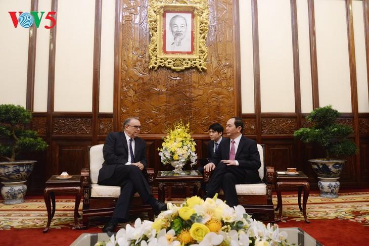 Valora altamente Vietnam relaciones con los países amigos de América Latina  - ảnh 2