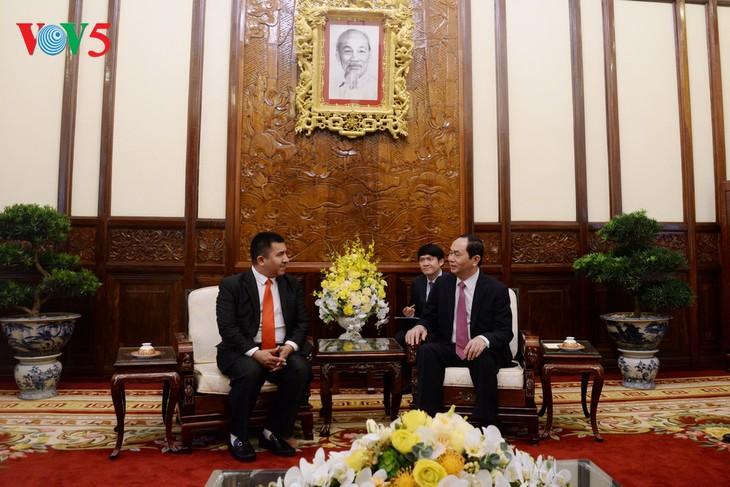 Valora altamente Vietnam relaciones con los países amigos de América Latina  - ảnh 1