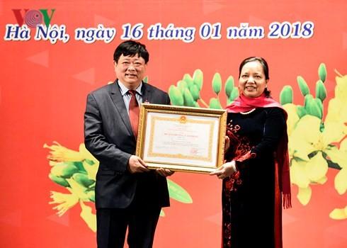 La Voz de Vietnam despliega tareas para su futuro desarrollo - ảnh 2