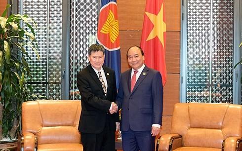 Vietnam ratifica voluntad de contribuir al desarrollo de Asean - ảnh 1