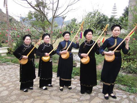 Celebrarán festival de canto Then e instrumento Tinh en provincia norteña de Vietnam - ảnh 1