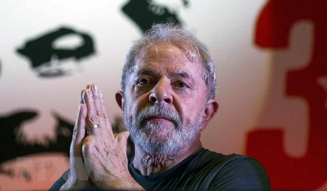 Manifiestan apoyo y solidaridad a expresidente de Brasil tras su orden de prisión  - ảnh 1