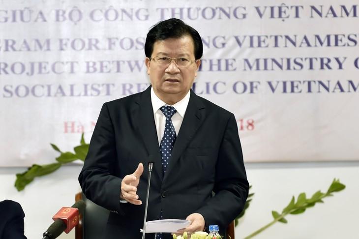 Destacan importancia de la industria auxiliar en Vietnam - ảnh 1