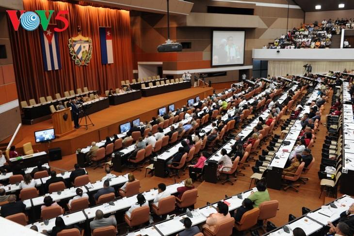 Cuba, en histórico proceso de transferencia del poder - ảnh 1