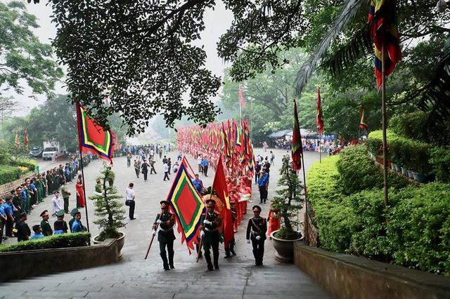 Recuerdan en Vietnam los méritos de los reyes Hung, fundadores del país - ảnh 2