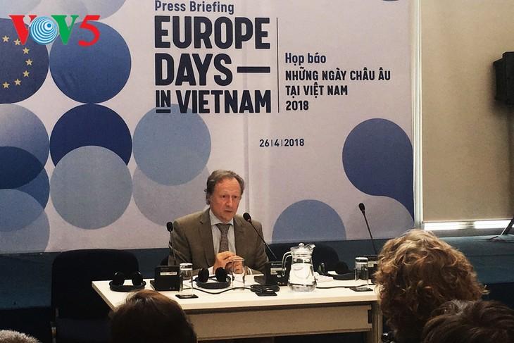 La Unión Europea presenta sus jornadas culturales en Vietnam  - ảnh 1