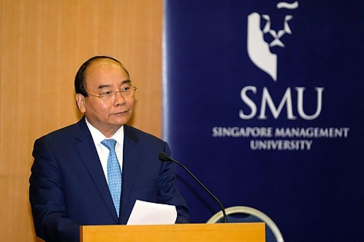 Vietnam expresa voluntad de estrechar vínculos con Singapur y contribuir al progreso de Asian - ảnh 1