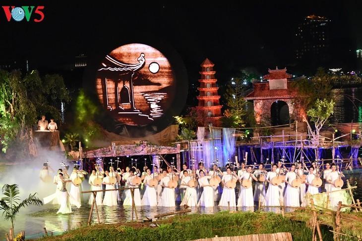 La cultura de Hue enaltecida en su noveno festival  - ảnh 1
