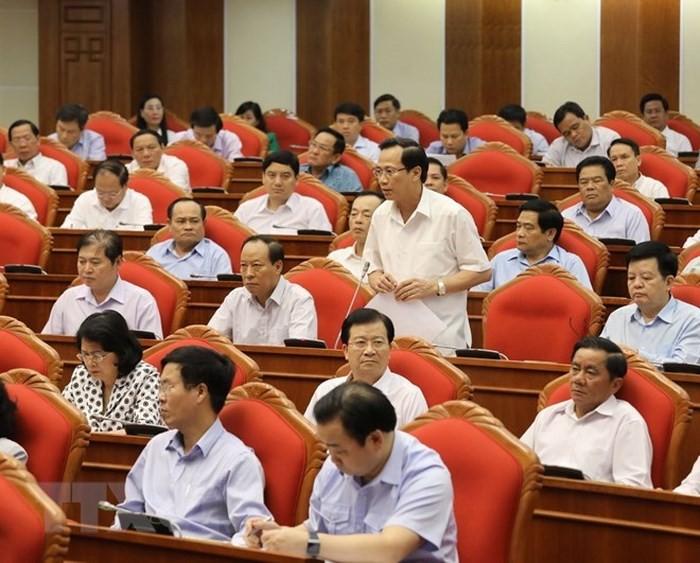 Partido Comunista de Vietnam debate sobre la reforma de la política de seguro social - ảnh 1