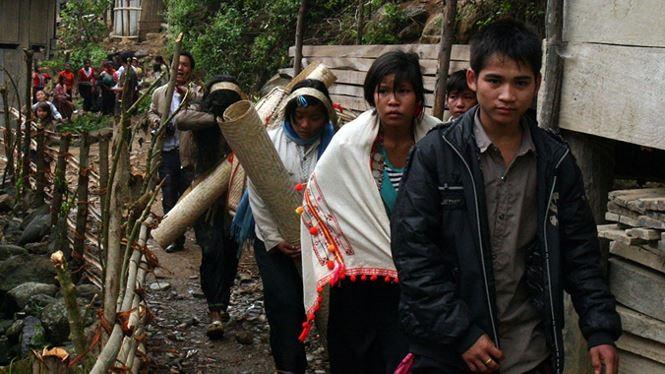Los Mang en Lai Chau - ảnh 4