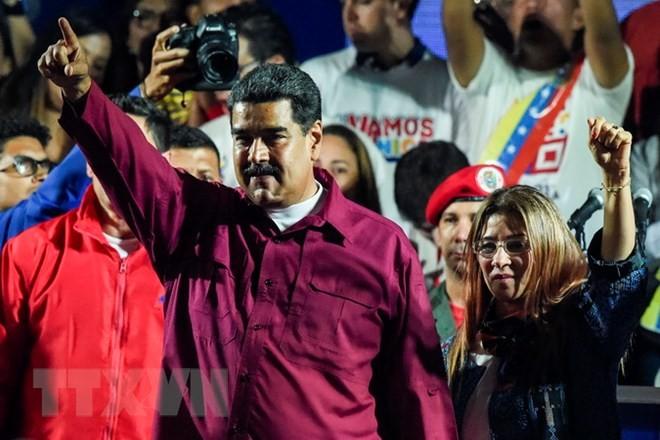 Confirman reelección del presidente venezolano, Nicolás Maduro  - ảnh 1