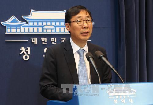 Anuncian la posible reanudación de los diálogos intercoreanos de alto nivel - ảnh 1