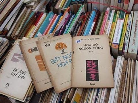 Renace en Hanói el interés por los libros viejos - ảnh 1
