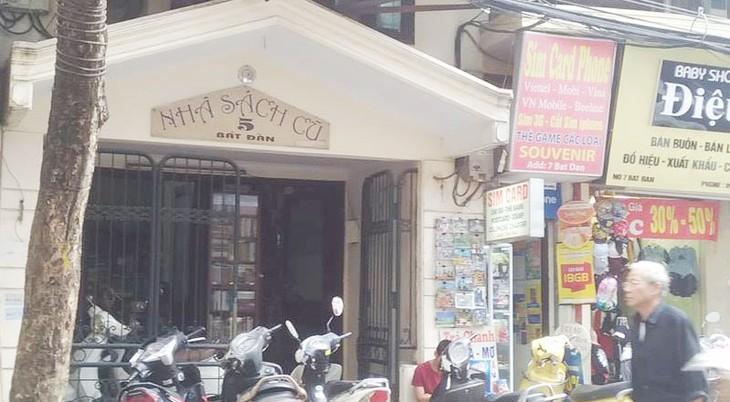 Renace en Hanói el interés por los libros viejos - ảnh 2