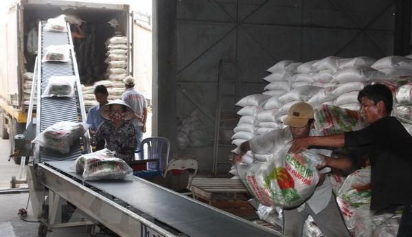 Vietnam puede exportar 6,5 millones de toneladas de arroz en 2018 - ảnh 1