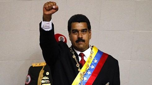 Dirigentes de Vietnam felicitan al presidente reelecto de Venezuela - ảnh 1
