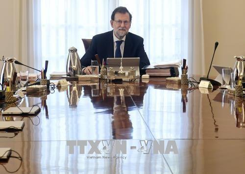 España: Mariano Rajoy falla en una moción de censura, la oposición llega al poder - ảnh 1