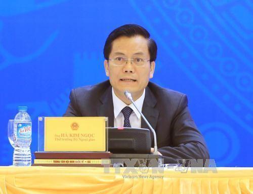Destacan logros de la delegación vietnamita en la Cumbre ampliada de G7 en Canadá - ảnh 1