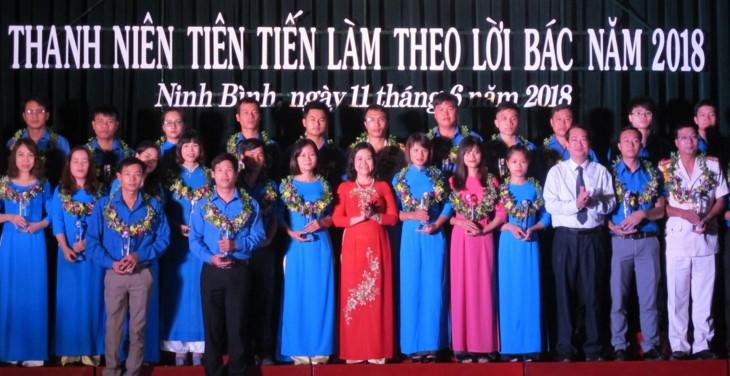 Distinguen a las personas y entidades más destacadas en los movimientos de emulación en Vietnam - ảnh 1