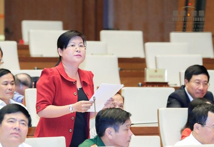 Destacan en el Parlamento vietnamita la necesidad de promulgar una ley sobre la cría de animales - ảnh 1