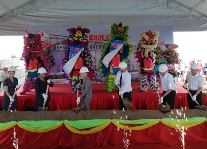 Invierten casi 60 millones de dólares en la construcción del hospital Bac Lieu-Sai Gon - ảnh 1
