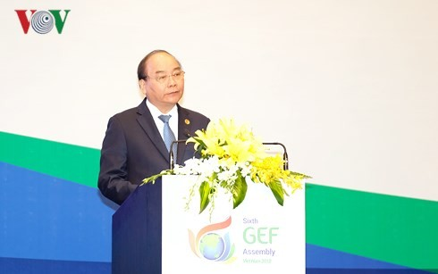 Llaman a organismo mundial a realizar nuevos proyectos de protección ambiental en Vietnam - ảnh 1
