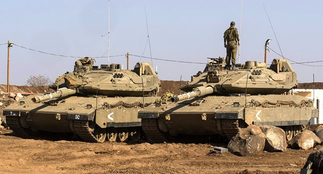 Rusia se preocupa de una eventual escalada de conflicto entre Israel e Irán en Siria - ảnh 1