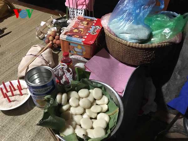 Etnia Nung y su particular homenaje a personas de edad en cumpleaños - ảnh 3