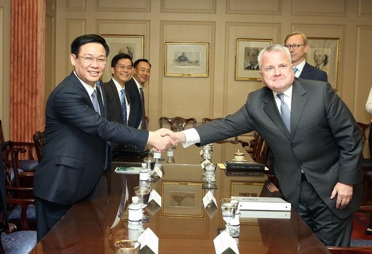 Perspectivas de cooperación económica entre Vietnam y socios - ảnh 1