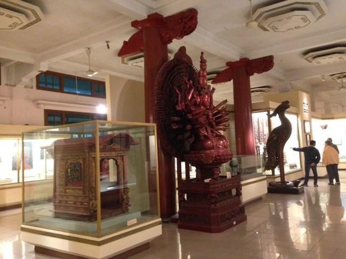 Museos vietnamitas renuevan sus actividades para acercarse más al público - ảnh 3