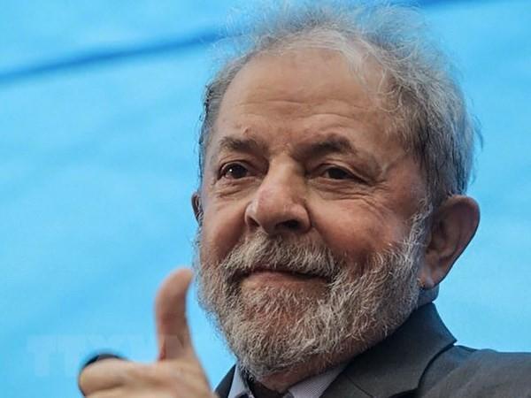 Un juez pide la liberación del ex presidente de Brasil Lula da Silva - ảnh 1
