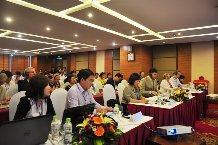 Inauguran en Ha Long seminario internacional sobre la preservación de patrimonios mundiales - ảnh 1