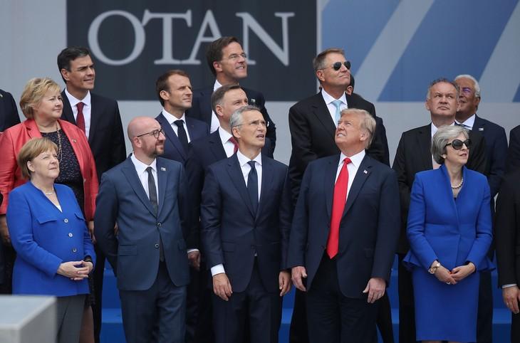 OTAN alcanza acuerdo sobre los aportes financieros de sus miembros a la defensa  - ảnh 1